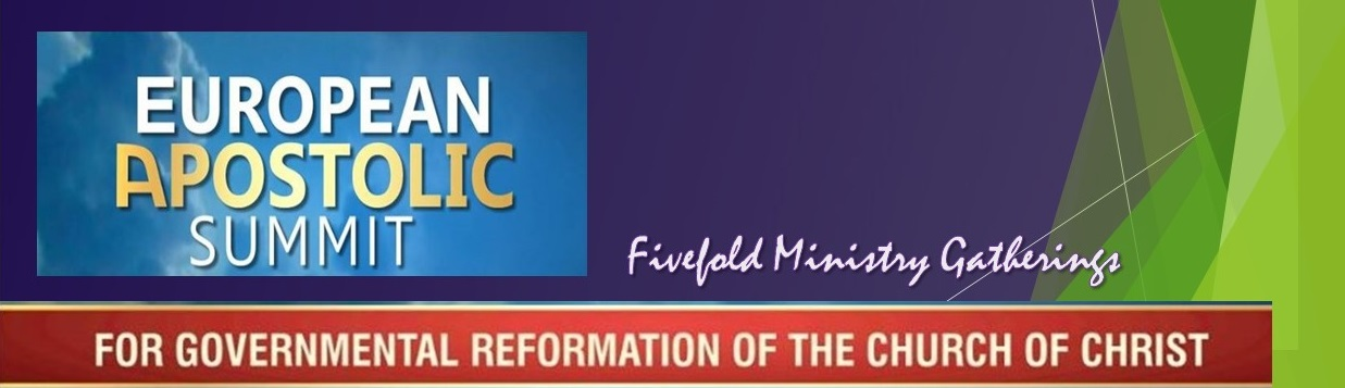 Purpose of the Fivefold Ministry (5FM) Gatherings