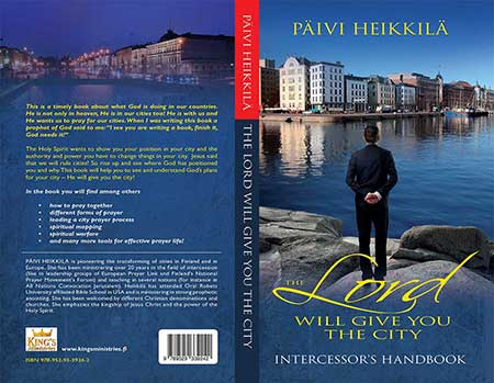 The Lord Will Give You The City - Intercessor's Handbook