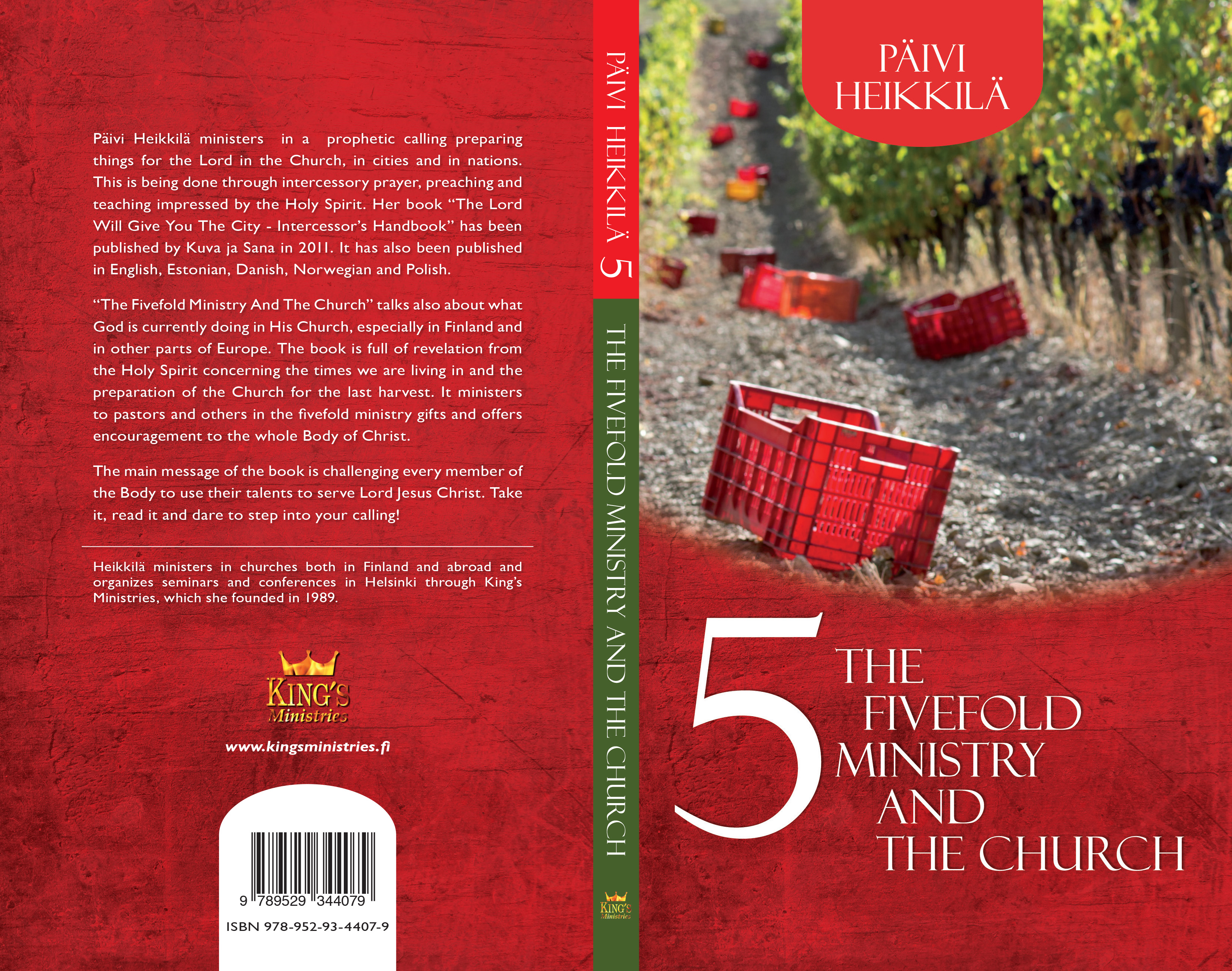 Fivefold Ministry And The Church